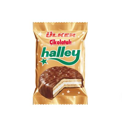 Halley Cake with Chocoloate and Marshmallow , 6 pack