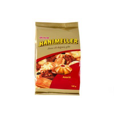 Hanimeller Asorti Biscuit , 170g 2 pack