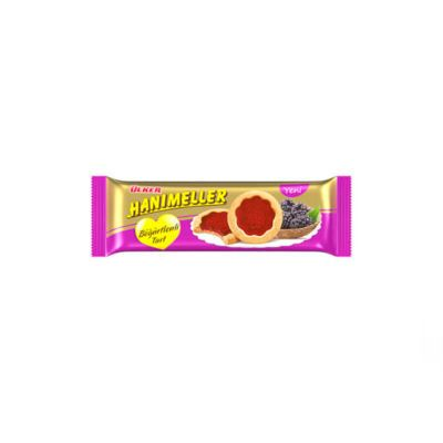 Hanimeller Cokodolu Biscuits with Blackberry , 3 pack