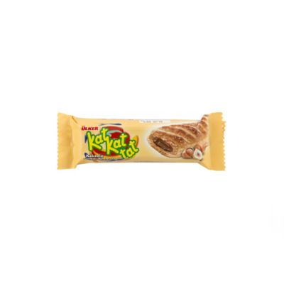 KatKat Tat Hazelnut Puff Pastry , 6 pack