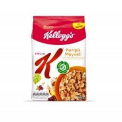 Ülker - Kellogg's Special K Mix Fruits Wheat Flakes , 400 g