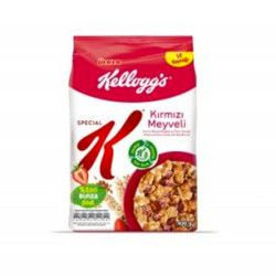 Ülker - Kellogg's Special K Red Fruits Wheat Flakes , 400 g