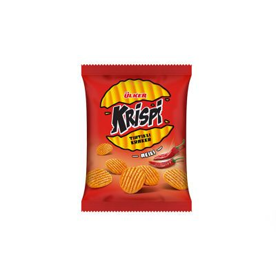 Krispi Cracker with Hot Pepper , 92g 3 pack