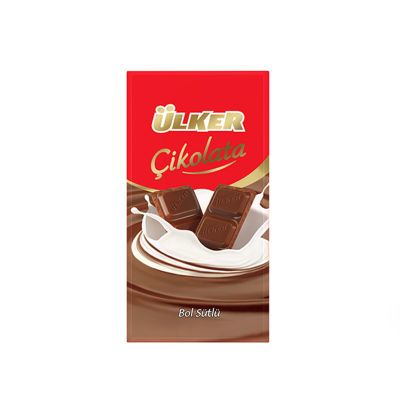 Milky Chocolate Tablet , 2 pack