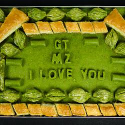 Customized Special Baklava Tray , 126.2oz - 3580g - Thumbnail