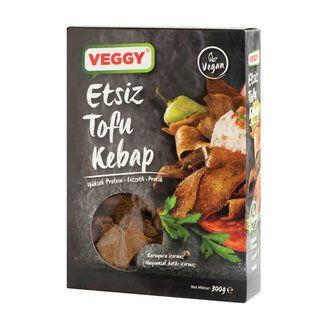 Veggy Meatless Tofu Kebab, 10.5oz - 300g