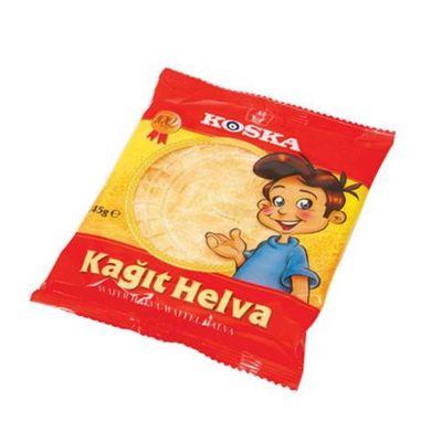 Wafer Halva, 3 pieces