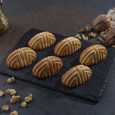 Walnut Cookies , 7oz - 200g