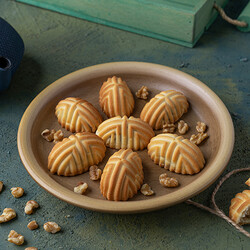 Walnut Cookies , 7oz - 200g - Thumbnail