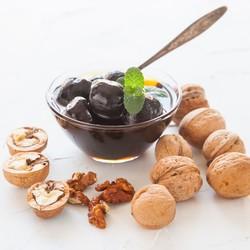 Handmade Natural Walnut Jam , 13.4oz - 380g - Thumbnail