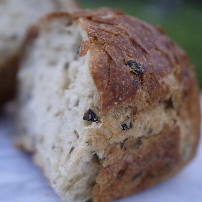 Whole Wheat Bread , 13oz - 370g