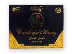 Wonderful Honey - Wonderful Honey Natural Aphrodisiac , 12 pack