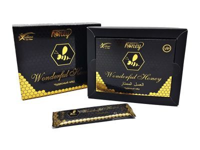 Wonderful Honey Natural Aphrodisiac , 12 pack