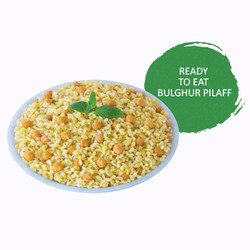 Yayla Bulghur Pilaff with Chickpeas , 8.82oz - 250g - Thumbnail