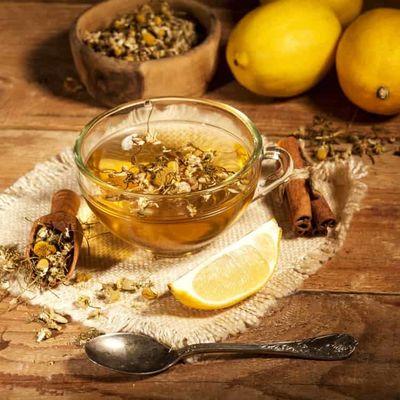 Yellow Chamomile Tea , 2.04oz - 60g