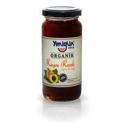 Yenigün - Organic Apricot Jam , 10oz - 290g
