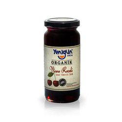 Yenigün - Organic Cherry Jam , 1lb - 450g