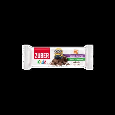 Züber Kids Cacao Fruit Bar , 30g 3 pack